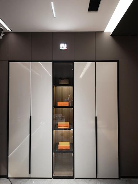 极简衣柜设计
